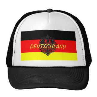 Casquillo de Alemania Gorras