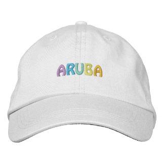Casquillo de ARUBA Gorras De Beisbol Bordadas