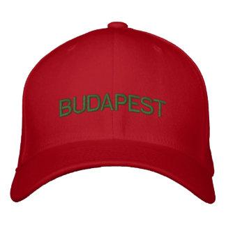 Casquillo de Budapest Gorra De Béisbol Bordada