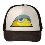 Casquillo de burbuja el casquillo gorra