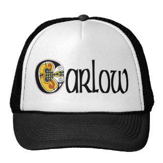 Casquillo de Carlow del condado Gorros