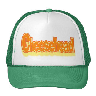 Casquillo de Cheesehead Gorro De Camionero