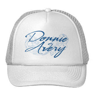 Casquillo de Donnie Avery Gorros Bordados