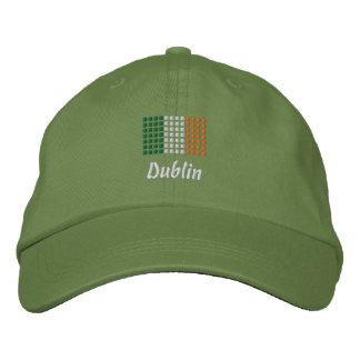 Casquillo de Dublín - casquillo irlandés - gorra i Gorra De Béisbol Bordada
