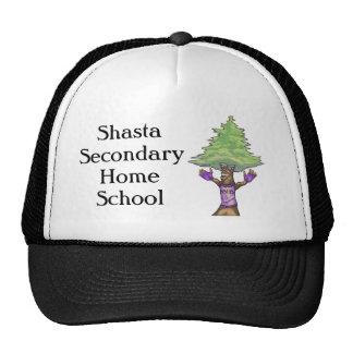 Casquillo de escuela casero secundario de Shasta Gorras