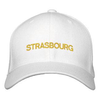 Casquillo de Estrasburgo Gorra De Beisbol