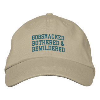 Casquillo de GOBSMACKED Gorras Bordadas