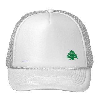 Casquillo de golf - cedro libanés gorra