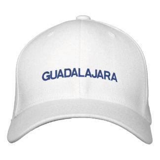 Casquillo de Guadalajara Gorra Bordada