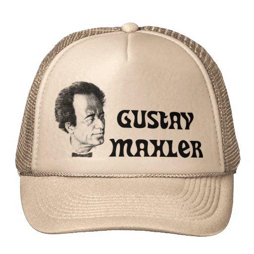 Casquillo de Gustav Mahler Gorras