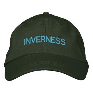 Casquillo de Inverness Gorras Bordadas