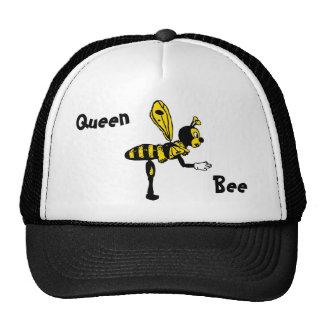 Casquillo de la abeja reina gorra