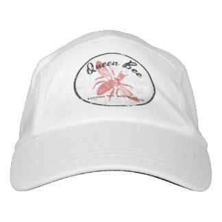 Casquillo de la abeja reina gorras de alto rendimiento
