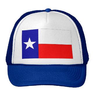Casquillo de la bandera de Tejas Gorra