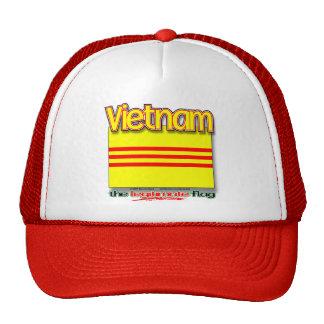 Casquillo de la bandera de Vietnam Gorros