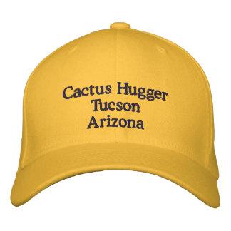 Casquillo de la bola de Hugger del cactus Gorro Bordado