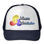 Casquillo de la bola de la meditación de Maum Gorras De Camionero