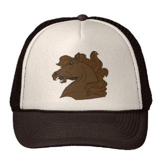 Casquillo de la cabeza de caballo gorros