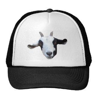 Casquillo de la cabra de la Tonto-Cara Gorros Bordados