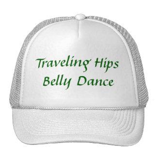 Casquillo de la danza de Belly de las caderas que  Gorros
