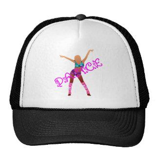 Casquillo de la danza gorras