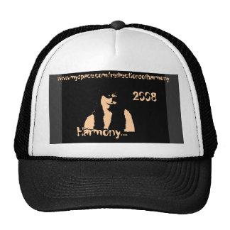 Casquillo de la fan de la armonía 2008 gorros
