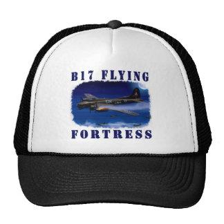 Casquillo de la fortaleza del vuelo B17 Gorros