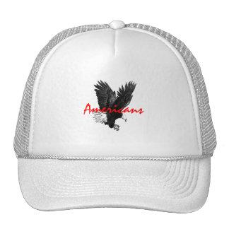Casquillo de la malla de American Eagle Gorra