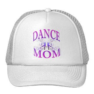 Casquillo de la mamá de la danza (personalizable) gorro