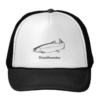 Casquillo de la pesca de Steelheader Gorros