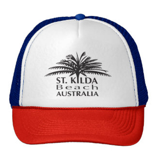 Casquillo de la playa de St.Kilda Gorras
