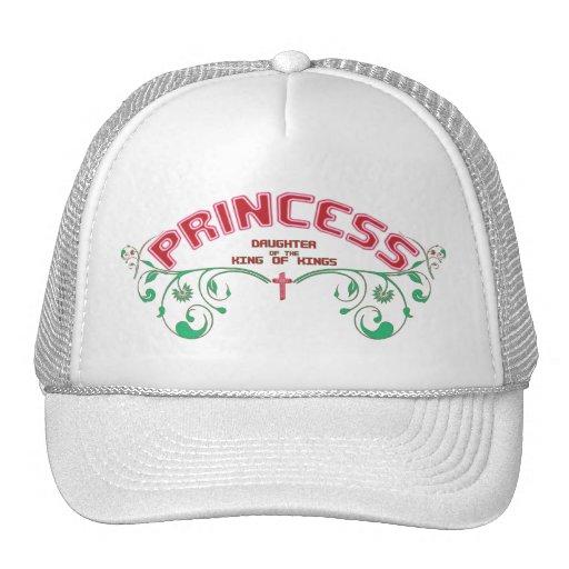 Casquillo de la princesa (hija del rey de reyes) gorro