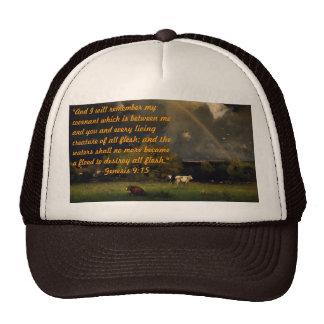 Casquillo de la promesa de dios gorra