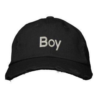 Casquillo de la relación gorras bordadas
