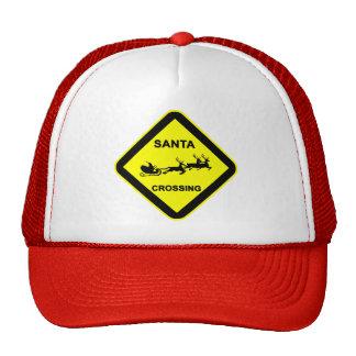 Casquillo de la señal de tráfico de la travesía de gorras de camionero