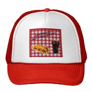 Casquillo de la sugerencia del bocado gorra