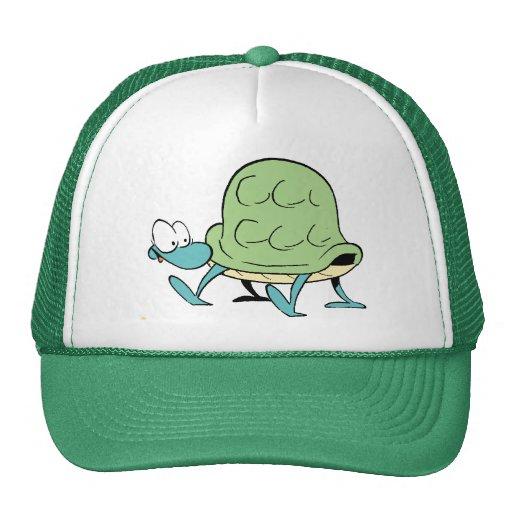 Casquillo de la tortuga del pantano gorros