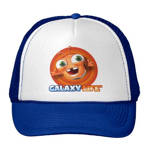 Casquillo de la vida de la galaxia gorra