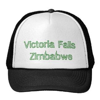 Casquillo de las cataratas Victoria Zimbabwe Gorras