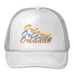 Casquillo de las vacaciones de Orlando Gorras De Camionero