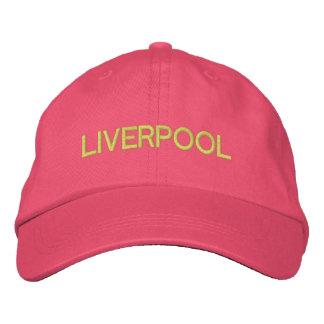 Casquillo de Liverpool Gorra De Béisbol