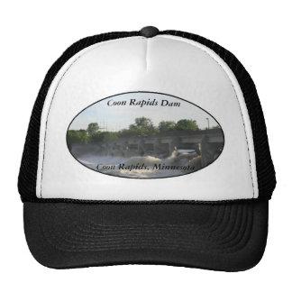 Casquillo de los camioneros de la presa de los Rap Gorra