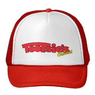 Casquillo de los camioneros del cabaret de las gorras
