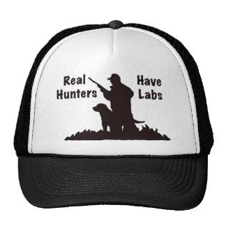 Casquillo de los cazadores gorros