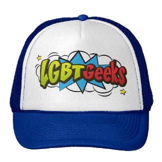 Casquillo de los frikis de LGBT Gorras