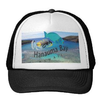 Casquillo de los pescados del disparador de Hawaii Gorro