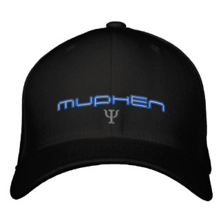 Casquillo de Muphen Gorras De Béisbol Bordadas