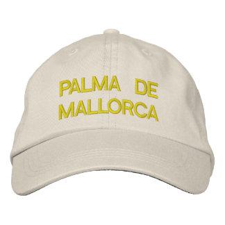 Casquillo de Palma de Mallorca Gorra De Beisbol Bordada