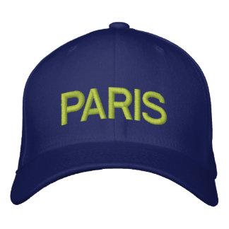 Casquillo de París Gorras Bordadas