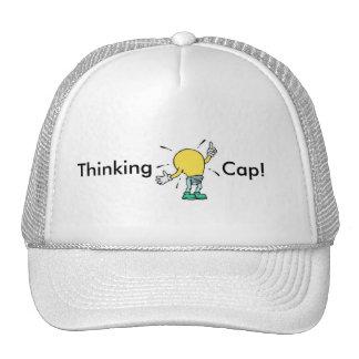 ¡Casquillo de pensamiento! Gorras De Camionero
